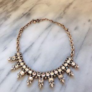JCrew Gold Necklace